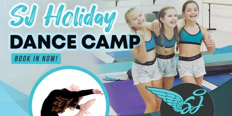 SJ's School Holiday Dance Camp tickets