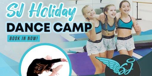 SJ's School Holiday Dance Camp