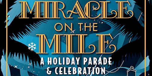 Junior Orange Bowl Parade hosts Miracle on the Mile:  VIP Hospitality Zone