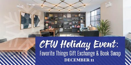 Favorite Things Gift Exchange and Book Swap! tickets