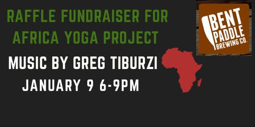 Raffle and Silent Auction to benefit Africa Yoga Project