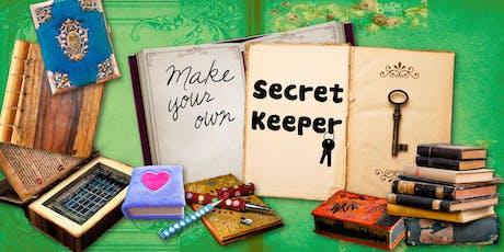 Make Your Own Secret Keeper: Children's Eco-Art Workshop tickets