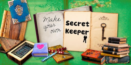 Make Your Own Secret Keeper: Children's Eco-Art Workshop