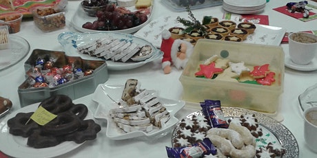 SPECIAL EVENT - Christmas Morning Tea (Bookings Essential) tickets