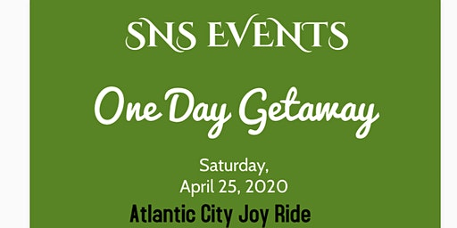 Atlantic City Joy Ride 2020