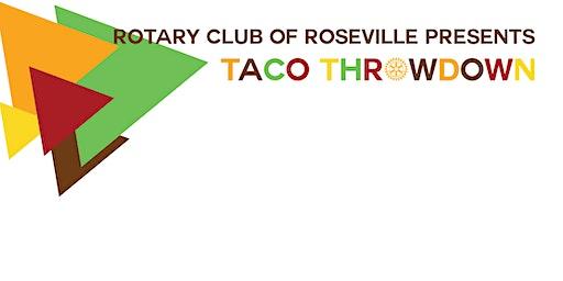 The Second Annual Taco Throwdown