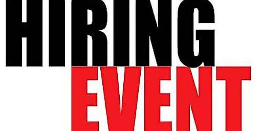 Free Hiring Event
