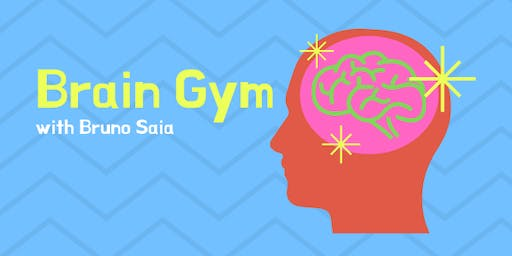 Richmond Library: Brain Gym With Bruno Saia