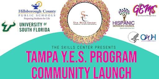 Tampa Y.E.S.  Program Community Launch