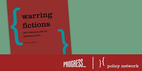 Book launch —  Warring fictions: Left populism and its defining myths tickets