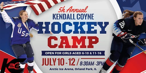 2020 Kendall Coyne Hockey Camp