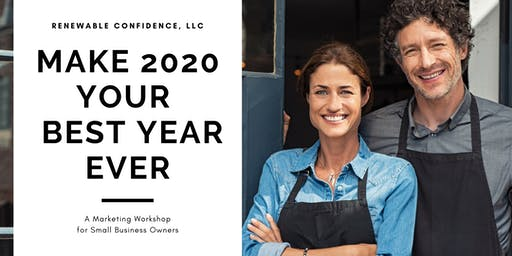 Make 2020 Your Best Year Ever (Full Day)