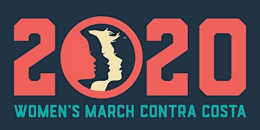 Women's March Contra Costa 2020