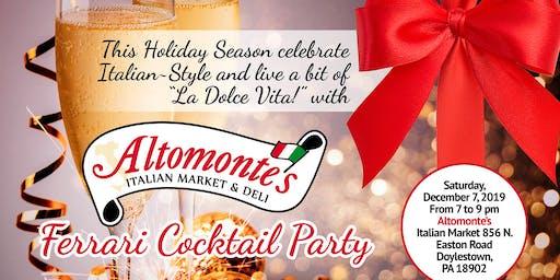 Altomonte's Holiday Party
