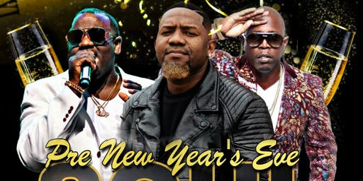 Pre New Year's Eve Soul Bash