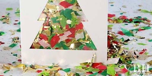 School Holiday Program - Christmas Card Making