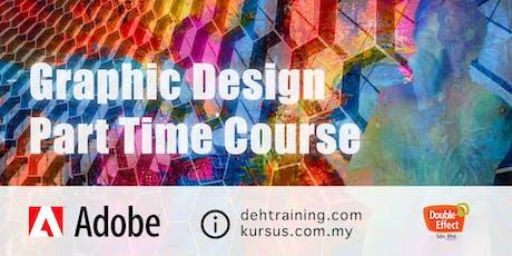 Graphic Design Part Time Course (Jan'20) tickets