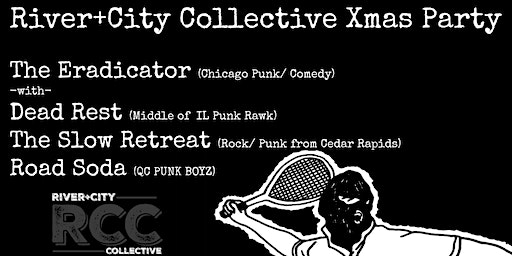 RCC Presents The Eradicator (RCC OFFICE XMAS PARTY