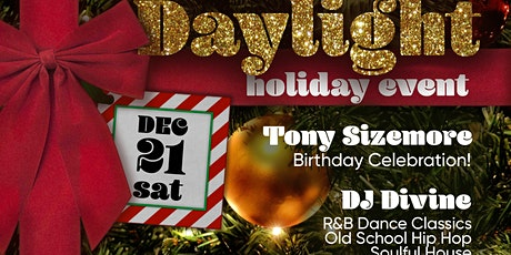 Daylight Big Tone Birthday - Toys For Tots Drive @ City Winery DC Dec 21 tickets