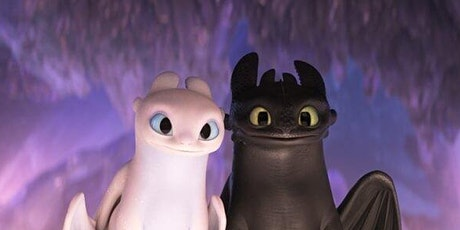 How to Train Your Dragon - Create  Night/Light Fury - Nowra Library tickets