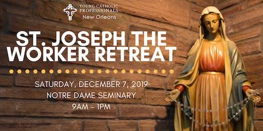 2019 St. Joseph the Worker Advent Retreat