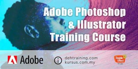Adobe Photoshop and Adobe Illustrator Training Course (Jan'20) tickets