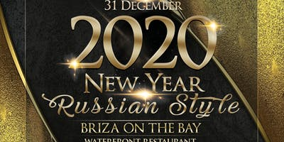 MIAMI DECEMBER 31st MADE in RUSSIA 2020 New Year's EVE  @ BRIZA on the BAY