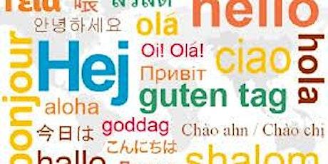 Parlons Français - French workshop billets