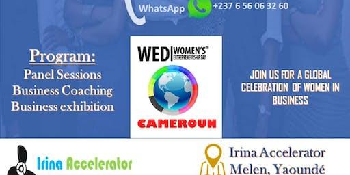 Women Entrepreneurship Day Celebration in Yaoundé-Cameroon