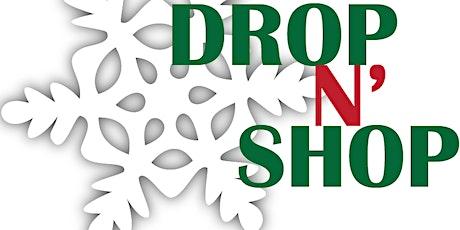 Drop N' Shop tickets