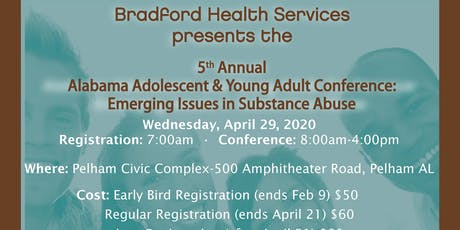 5th Annual Alabama Adolescent & Young Adult Conference tickets