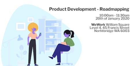 Product Development - Roadmapping tickets