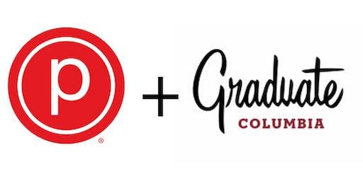 Pure Barre X Graduate Columbia benefiting Scholly