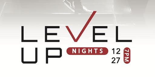 Level Up Nights