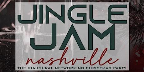 "Jingle Jam Nashville ""Networking Christmas Party"" tickets"