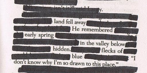 Blackout Poetry for Teens (Cessnock)