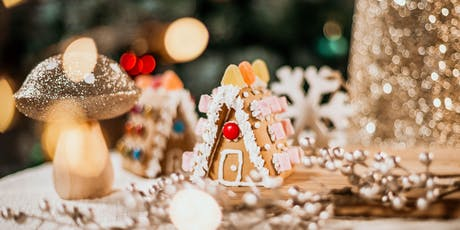 Kids in the Kitchens | Gingerbread Decorating | tickets