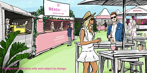 2020 Portsea Polo - Beach Club presented by Gordon's Premium Pink