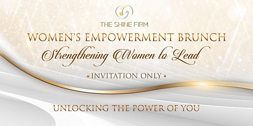 Women's Empowerment Brunch: Having 20/20 Vision