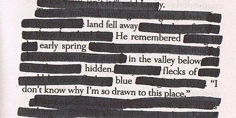 Blackout Poetry for Teens (Kurri) tickets