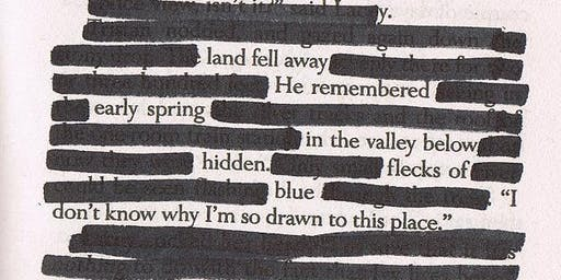 Blackout Poetry for Teens (Kurri)