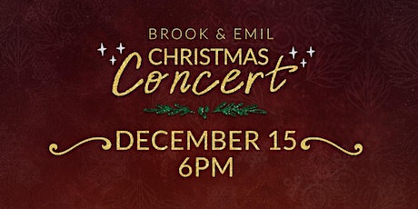 Christmas Concert Charity Event in Morgan Hill-Help the Homeless tickets