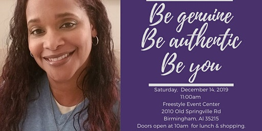 Talitha Cumi - Be genuine, Be authentic, Be you