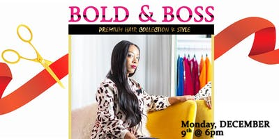 Bold & Boss Ribbon Cutting Ceremony & Holiday Part