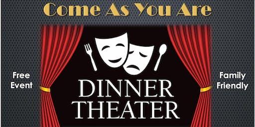 SMBC C.E.E. Ministry Dinner Theater Event - FREE w/Dinner Provided