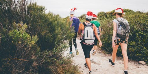 Women Want Adventure Christmas Party/Hike // 8th December