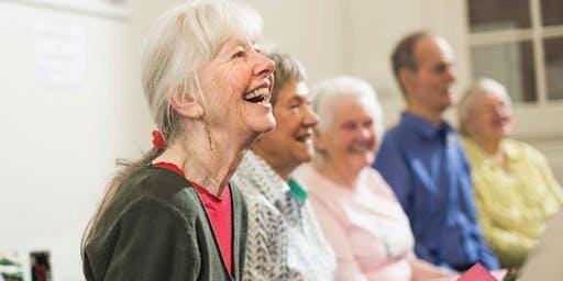 Sing for Joy Choir's Festive Fundraiser