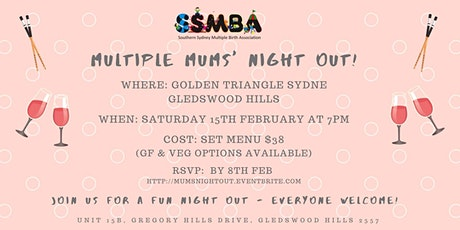 Multiple Mums Night Out! tickets