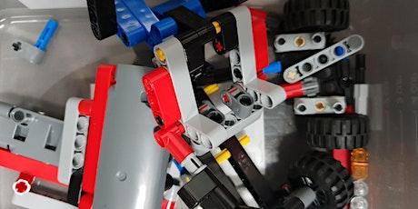 Lego Boost and Technics (Kurri) tickets