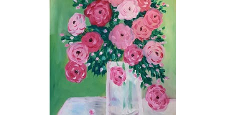 Pink Roses - Six tanks Brew tickets